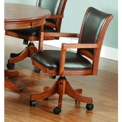 Buy Hillsdale Park View Caster Game Chair on sale online