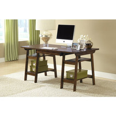 Buy Hillsdale Parkglen Desk in Cherry on sale online