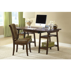 Buy Hillsdale Parkglen Desk w/ Grand Bay Chair in Cherry on sale online