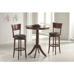 Buy Plainview 3 Piece Pub Table Set w/ Archer Barstools on sale online