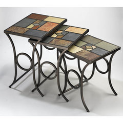 Buy Hillsdale Pompei Nesting Tables on sale online
