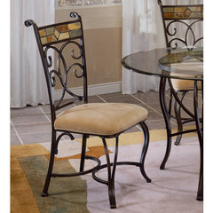 Buy Hillsdale Pompei Fabric Side Chair (Set of 2) on sale online