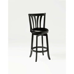 Buy Hillsdale Savana Swivel 26 Inch Counter Height Stool in Black on sale online