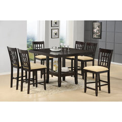 Buy Hillsdale Tabacon 7 Piece 50x50 Counter Height Set on sale online