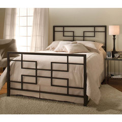 Buy Hillsdale Terrace Panel Bed on sale online