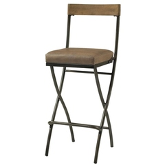 Buy Hillsdale Thornhill 29.5 Inch Counter Height Folding Stool on sale online