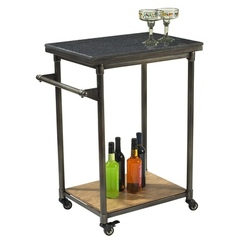 Buy Hillsdale Thornhill Small Kitchen Cart in Washed Ash on sale online