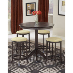 Buy Hillsdale Tiburon 5 Piece 35x35 Pub Table Set on sale online