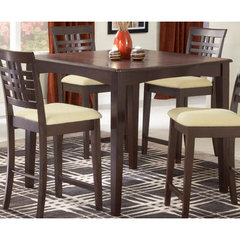 Buy Hillsdale Tiburon Counter Height Fixed Top 40x40 Dining Table on sale online