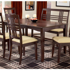 Buy Hillsdale Tiburon Fixed Top 60x36 Dining Table on sale online