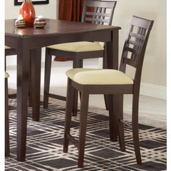 Buy Hillsdale Tiburon Non-Swivel 24 Inch Counter Height Stool (Set of 2) on sale online