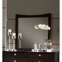 Buy Hillsdale Tiburon Tall Dresser Mirror on sale online