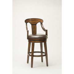 Buy Hillsdale Upton Swivel 26.5 Inch Counter Height Stool on sale online