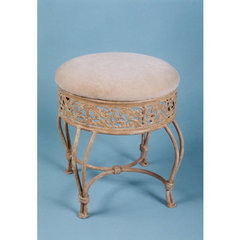 Buy Hillsdale Villa III Vanity Stool on sale online