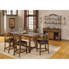 Buy Hillsdale Villagio 7 Piece Counter Dining Set on sale online