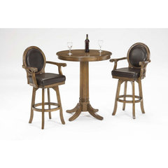 Buy Hillsdale Warrington 3 Piece 36x36 Pub Table Set on sale online