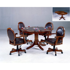 Buy Hillsdale Warrington 5 Piece Game Table Set on sale online