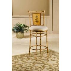 Buy Hillsdale West Palm 26 Inch Swivel Counter Height Stool on sale online