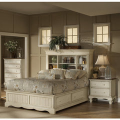 Buy Hillsdale Wilshire 2 Piece Bookcase Storage Bedroom Set on sale online