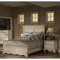 Buy Hillsdale Wilshire 2 Piece Panel Bedroom Set on sale online