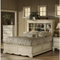 Buy Hillsdale Wilshire Bookcase Storage Bed on sale online
