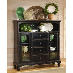 Hillsdale Furniture Curio & China Cabinets
