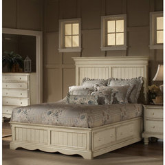 Buy Hillsdale Wilshire Panel Storage Bed on sale online