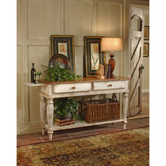 Buy Hillsdale Wilshire Sideboard Table in Antique White on sale online