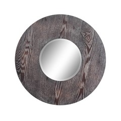 Buy Cooper Classics Hinkley Mirrors (Set of 3) in Dark Natural Wood on sale online