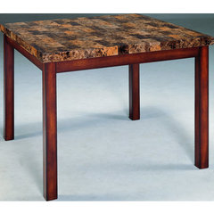 Buy Homelegance Achillea 48x48 Counter Height Table on sale online