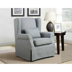 Buy Homelegance Alden Accent Chair in Grey on sale online