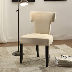 Buy Homelegance Alta Accent Chair in Beige Fabric on sale online