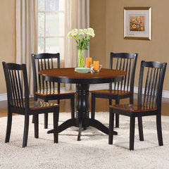 Buy Homelegance Andover 5 Piece 42 Inch Round Dining Room Set on sale online