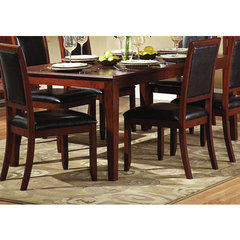 Buy Homelegance Avalon 54x40 Dining Table on sale online