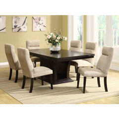 Buy Homelegance Avery 7 Piece 60x42 Dining Room Set on sale online