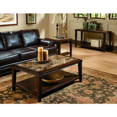 Buy Homelegance Belvedere 3 Piece Occasional Table Set on sale online