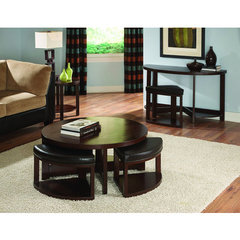 Buy Homelegance Brussel II 3 Piece Occasional Table Set on sale online