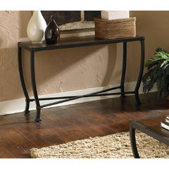 Buy Homelegance Chestnutt 50x19 Sofa Table on sale online