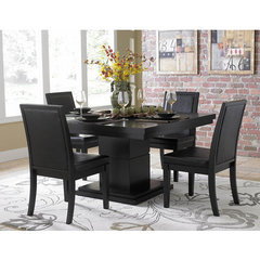 Buy Homelegance Cicero 5 Piece 54x54 Dining Room Set on sale online