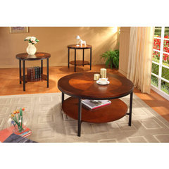Buy Homelegance Citrion 3 Piece Occasional Table Set on sale online