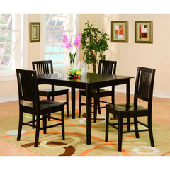 Buy Homelegance Curtis 5 Piece 48x36 Dining Room Set on sale online