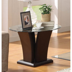 Buy Homelegance Daisy 30x30 End Table on sale online