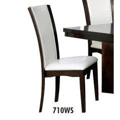 Buy Homelegance Daisy Side Chair in White on sale online