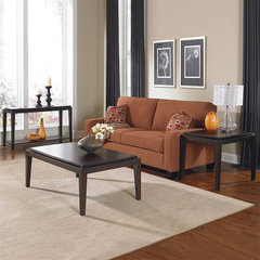 Buy Homelegance Daytona 3 Piece Occasional Table Set in Dark Espresso on sale online