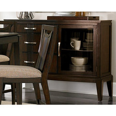 Buy Homelegance Daytona Server in Dark Espresso on sale online