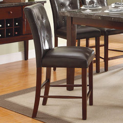 Buy Homelegance Decatur Counter Height Stool in Espresso on sale online