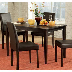 Buy Homelegance Dover Rectangular 47x30 Dining Table in Rich Espresso on sale online