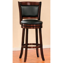 Buy Homelegance Edmond 1131-29S Swivel Pub Chair on sale online