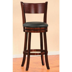 Buy Homelegance Edmond 1136-29S Swivel Pub Chair on sale online