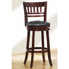 Buy Homelegance Edmond 1140E-29S Swivel Pub Chair on sale online